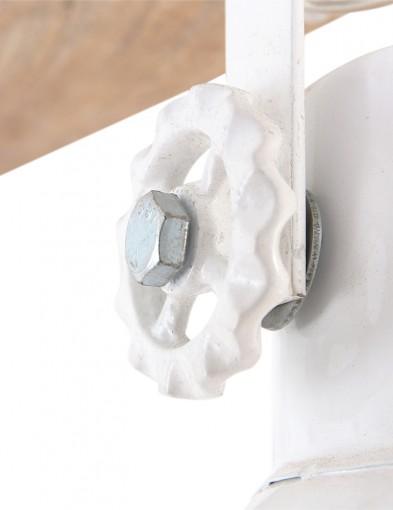 plafon-dos-luces-blanco-y-madera-1379W-2