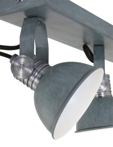 plafon-gris-tres-luces-estilo-industrial-2134GR-4