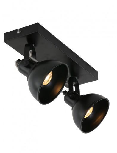 plafon industrial negro-1242ZW