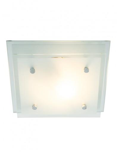 plafon led cuadrado-8502W