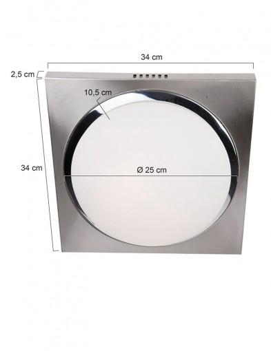 plafon-minimalista-acero-1370ST-1