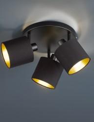 plafon-moderno-con-tres-luces-en-negro-1654ZW-1