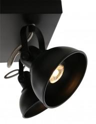 plafon-negro-cuatro-focos-1245ZW-1