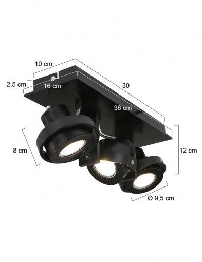 plafon-negro-tres-focos-7551ZW-4