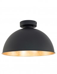 plafon negro y dorado-1113ZW