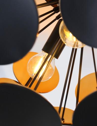 plafon-negro-y-dorado-1605ZW-2