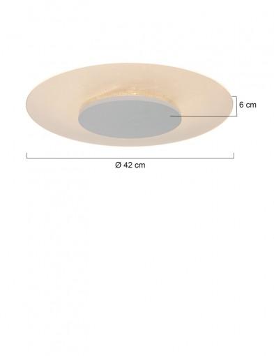 plafon-redondo-de-vidrio-lido-7799W-2