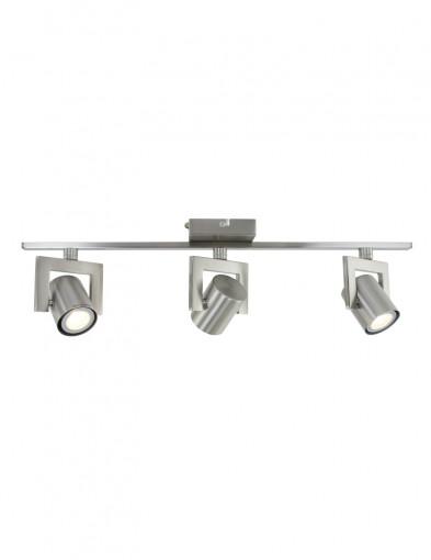 plafon-tres-luces-led-acero-1023ST-1