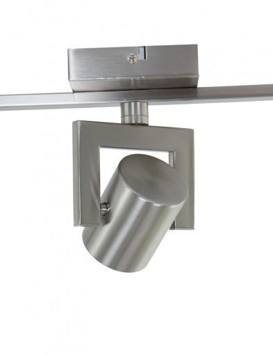 plafon-tres-luces-led-acero-1023ST-3