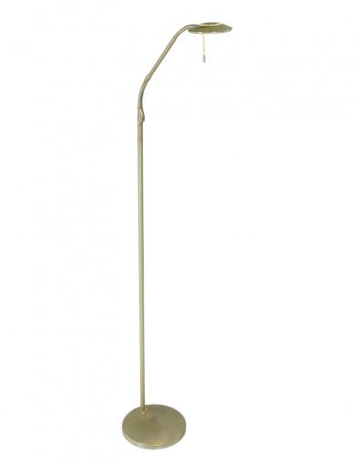 practica lampara de lectura led laton-7910ME