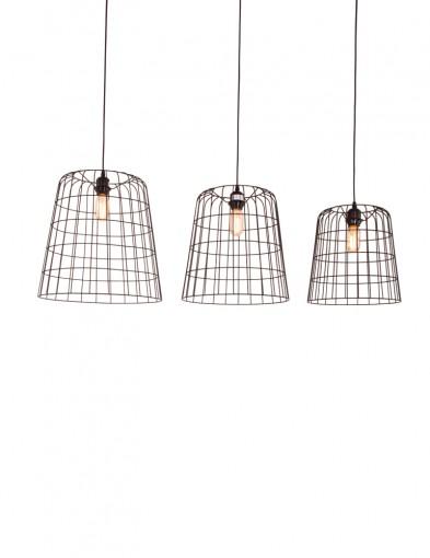 tres lamparas colgantes asimetricas-8951ZW
