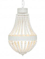 Lámpara de araña blanca Mexlite Fiona-10191W