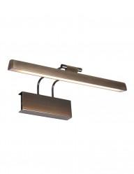 Lámpara para cuadros bronce LED-2432BR