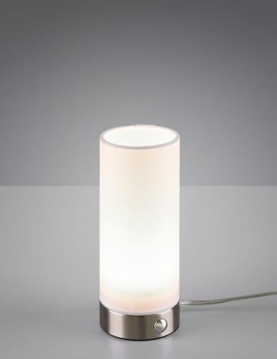Lámpara de mesa blanca-2535W