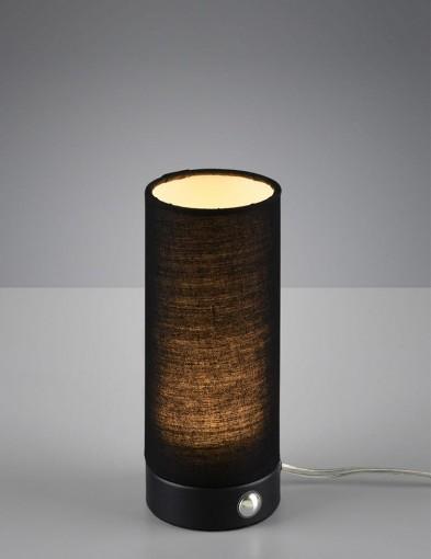 Lámpara de mesa cilíndrica-2536ZW