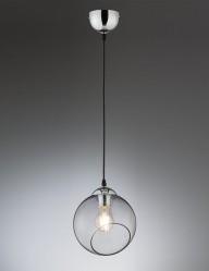 Lámpara colgante esférica-2540CH