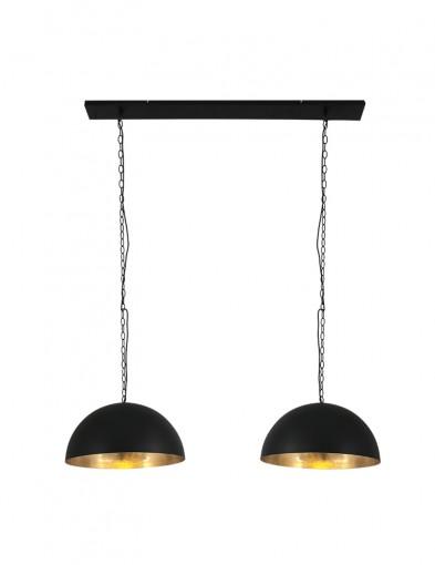 Lámpara colgante de dos luces-2556ZW