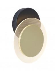 Plafón dorado LED-2564GO