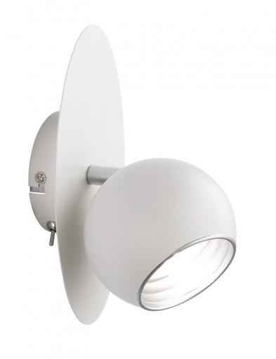 Aplique giratorio blanco-2579W