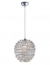 Lámpara colgante de cristal-2588CH
