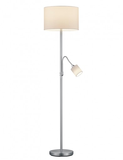 Lámpara de lectura blanca-2633ST