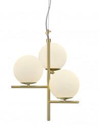 Lámpara colgante con esferas-2640ME