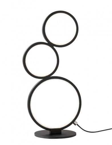 Lámpara de mesa con círculos-2650ZW