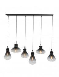 Lámpara colgante de seis luces-2672ZW