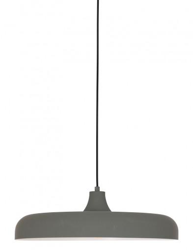Lámpara de techo gris Steinhauer Krisip-2677GR