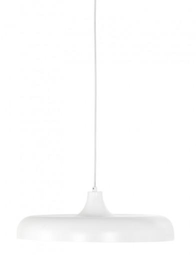 Lámpara colgante blanca Steinhauer Krisip-2677W