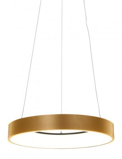 Lámpara de techo anillo dorado-2695GO