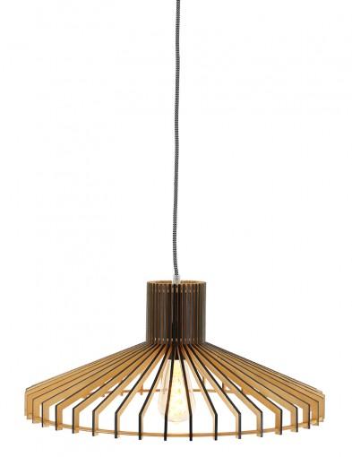 Lámpara de madera para comedor Steinhauer Smukt-2699BE