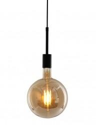 Lámpara colgante negro mate-2701ZW