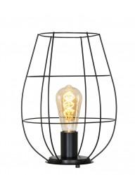 Lámpara de mesa jaula-2704ZW