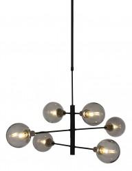 Lámpara con esferas de vidrio Steinhauer Constellation-2709ZW