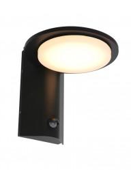 Aplique LED para exterior con sensor Steinhauer Luzon-2714ZW