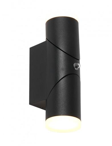 Lámpara de exterior LED inclinable de dos luces Steinhauer Samar-2722ZW