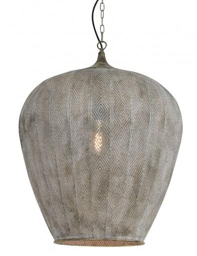 Lámpara colgante árabe Light & Living Lavello-2789GR