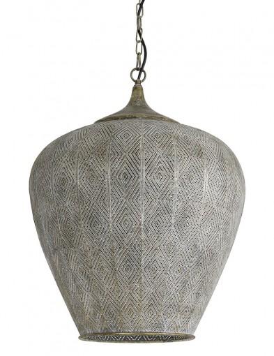Lámpara de techo oriental Light & Living Lavello-2790GR