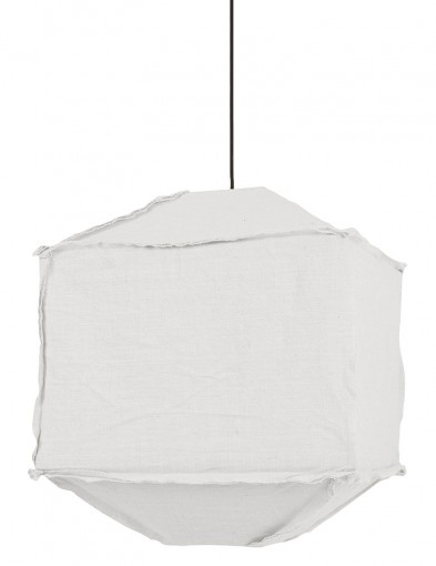 Lámpara colgante de tela Light & Living Titan-2827W