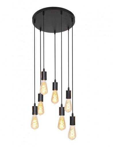 Lámpara colgante siete luces-2836ZW