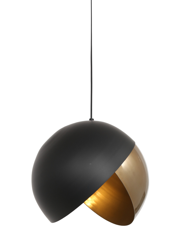 Lámpara colgante esférica-2842GO