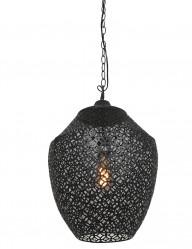 Lámpara de techo negra-2843ZW