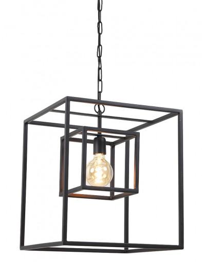 Lámpara de techo cubos-2848ZW