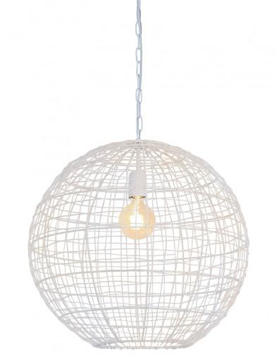 Lámpara de techo de madera Steinhauer Smukt-2851W
