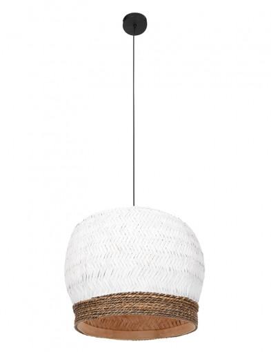 Lámpara de techo de ratán-2855W