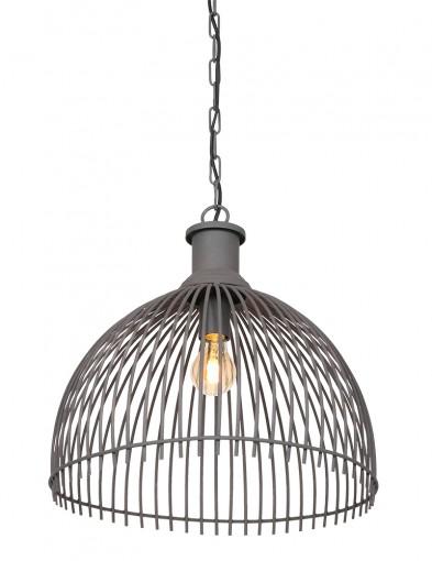 Lámpara de techo gris-2864GR