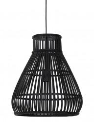 Lámpara jaula de madera-2872ZW