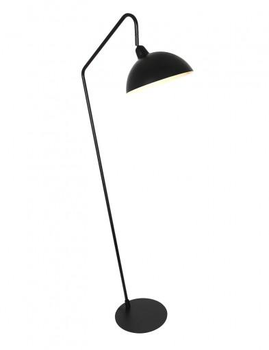 Lámpara de lectura negra-2881ZW