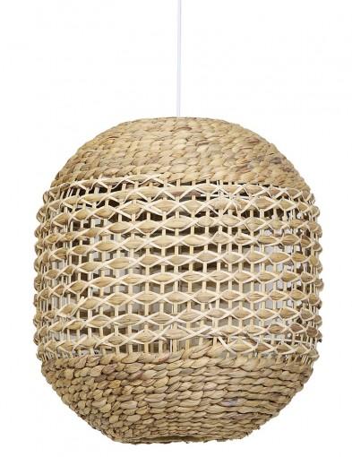 Lámpara de techo de ratán trenzado Tripoli Light & Living-2934BE